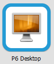 VMware View Desktop P6.